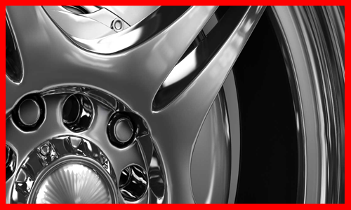 Alloy Wheel Repaits